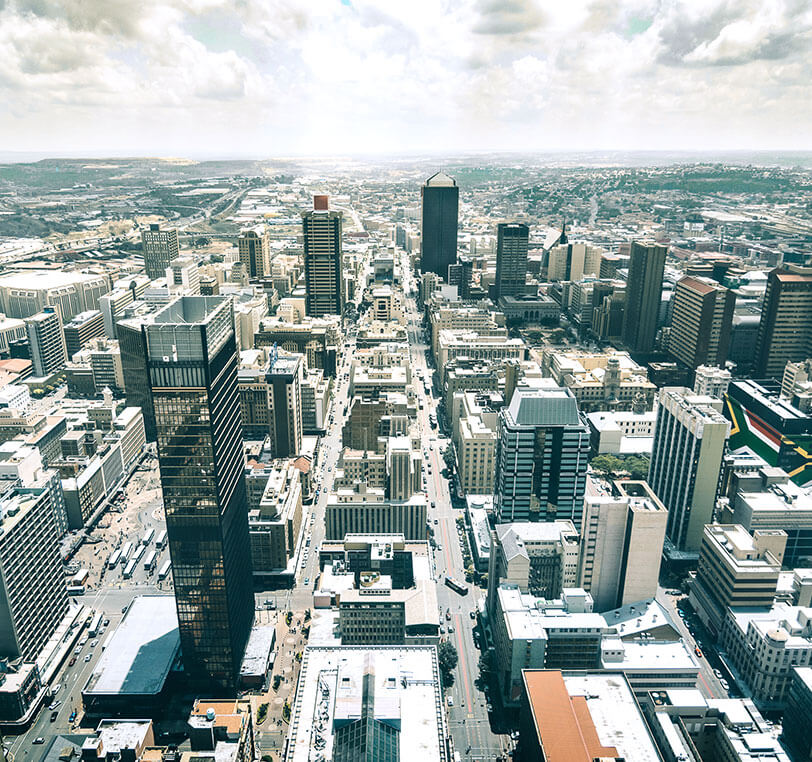 Image of Johannesburg South Africa