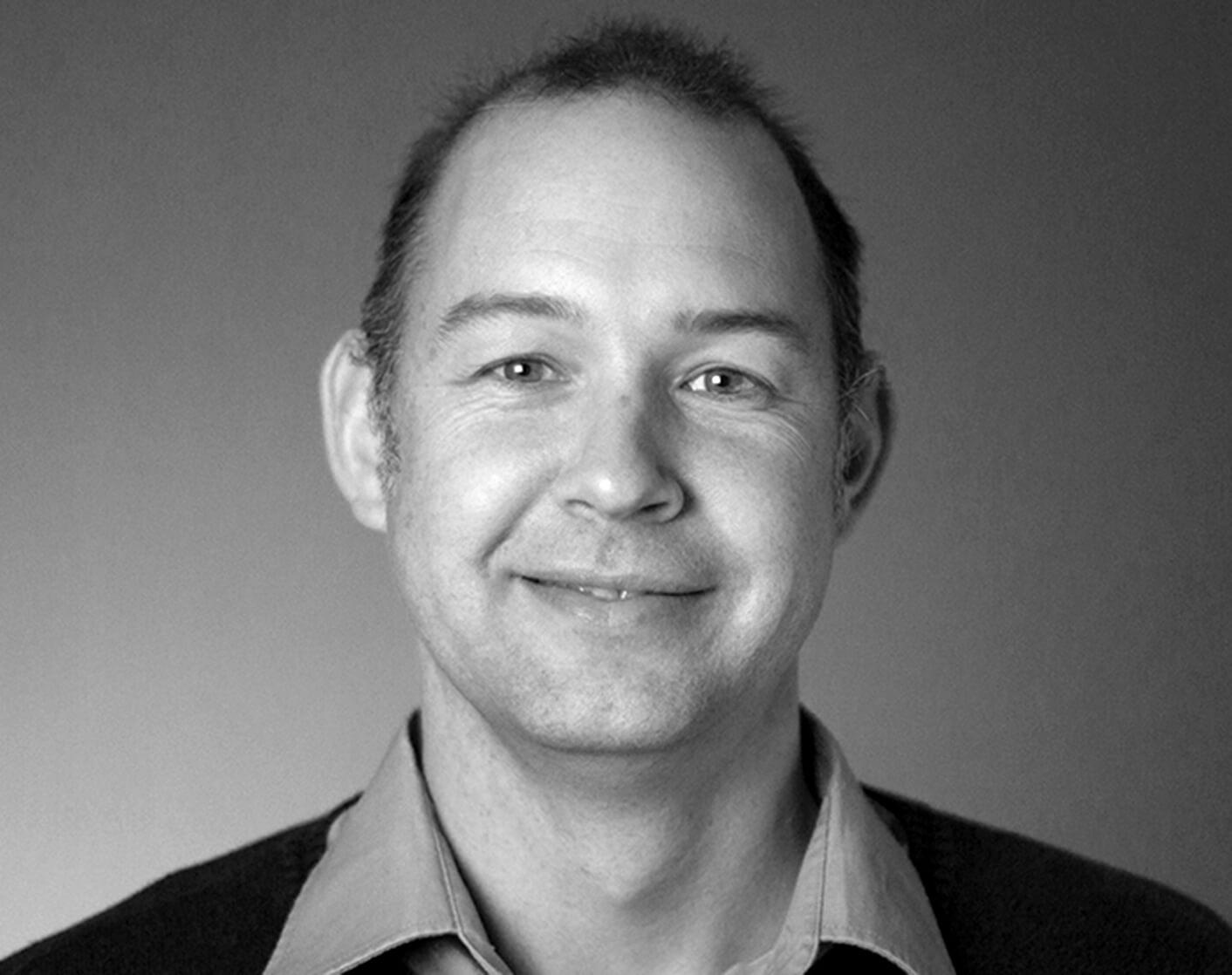 Grant Carstensen SVP Product & Solutions