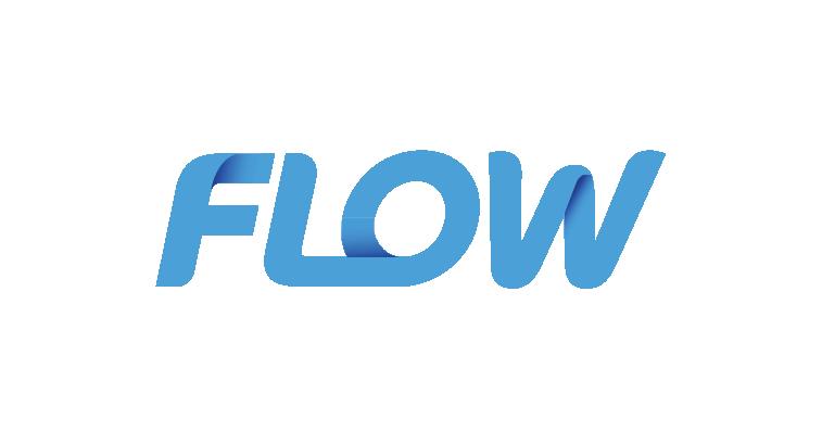 Flow company logo
