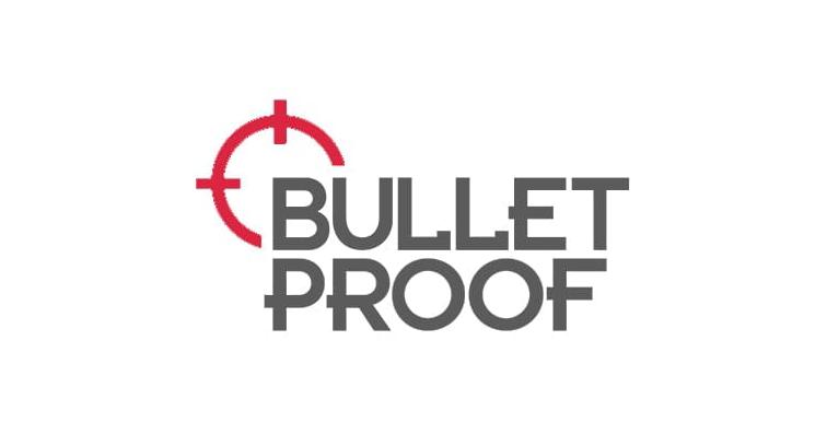 Bullet Proof company logo