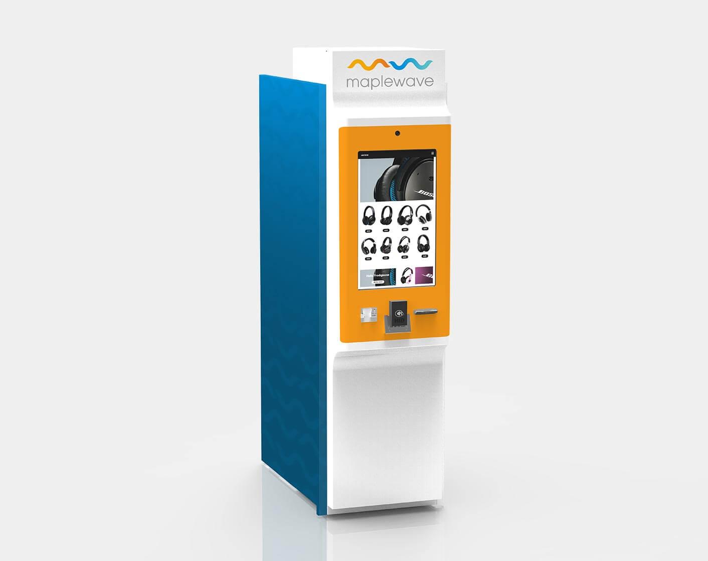 Kiosk payment hub