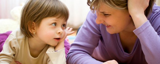 parent child listening