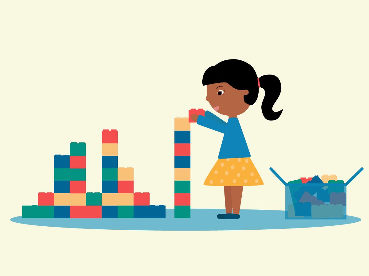 8 Ways To Use LEGO in EYFS Development