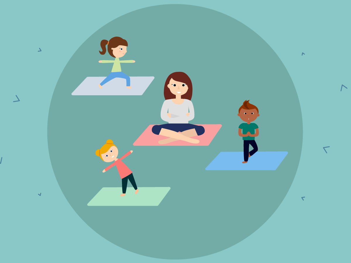 SEN and Yoga - Why Nurseries Should Consider Yoga For Kids