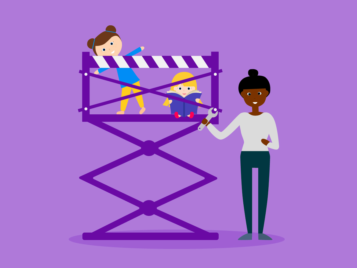 9 ideas for better scaffolding in the Early Years
