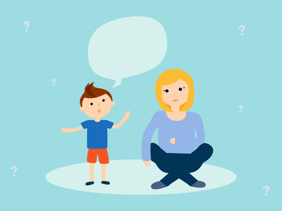 How to Use Open-Ended Questions In The Early Years