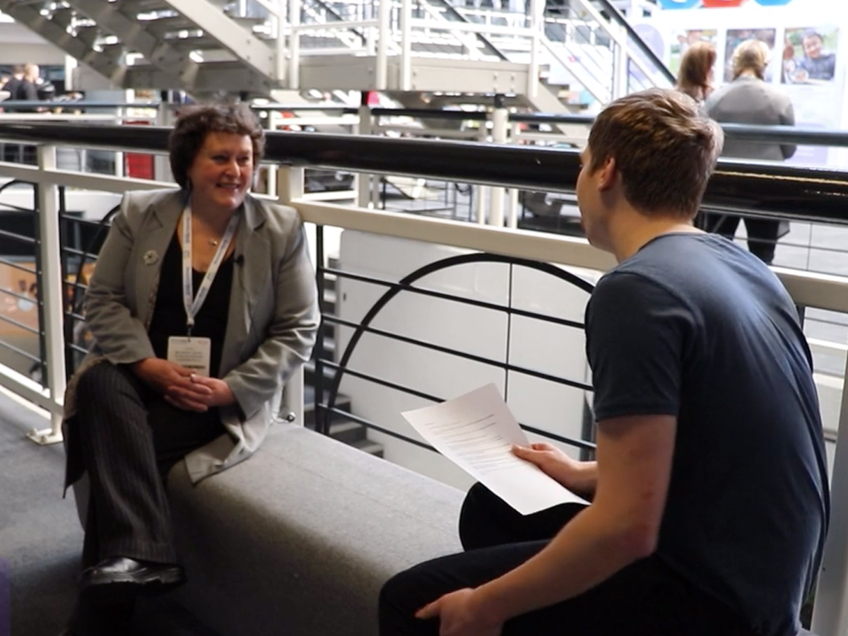 [Video] Wendy Usher: Early Years Inclusion