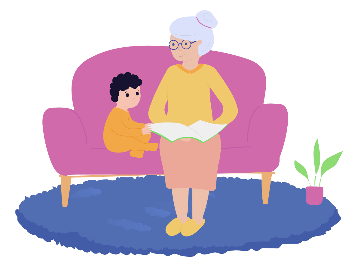 Intergenerational Care in the Early Years: How to Get Started