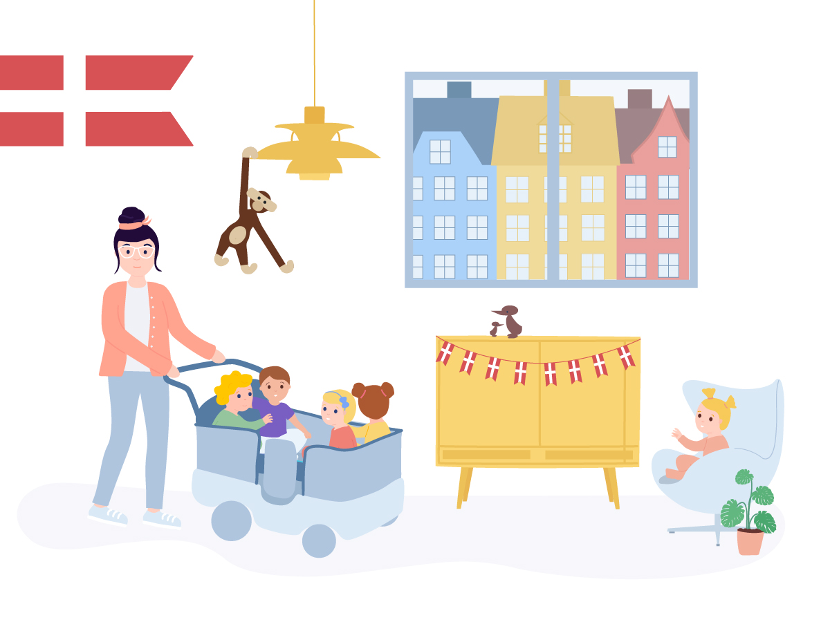 Reopening Child Care: How Has Denmark Done It?