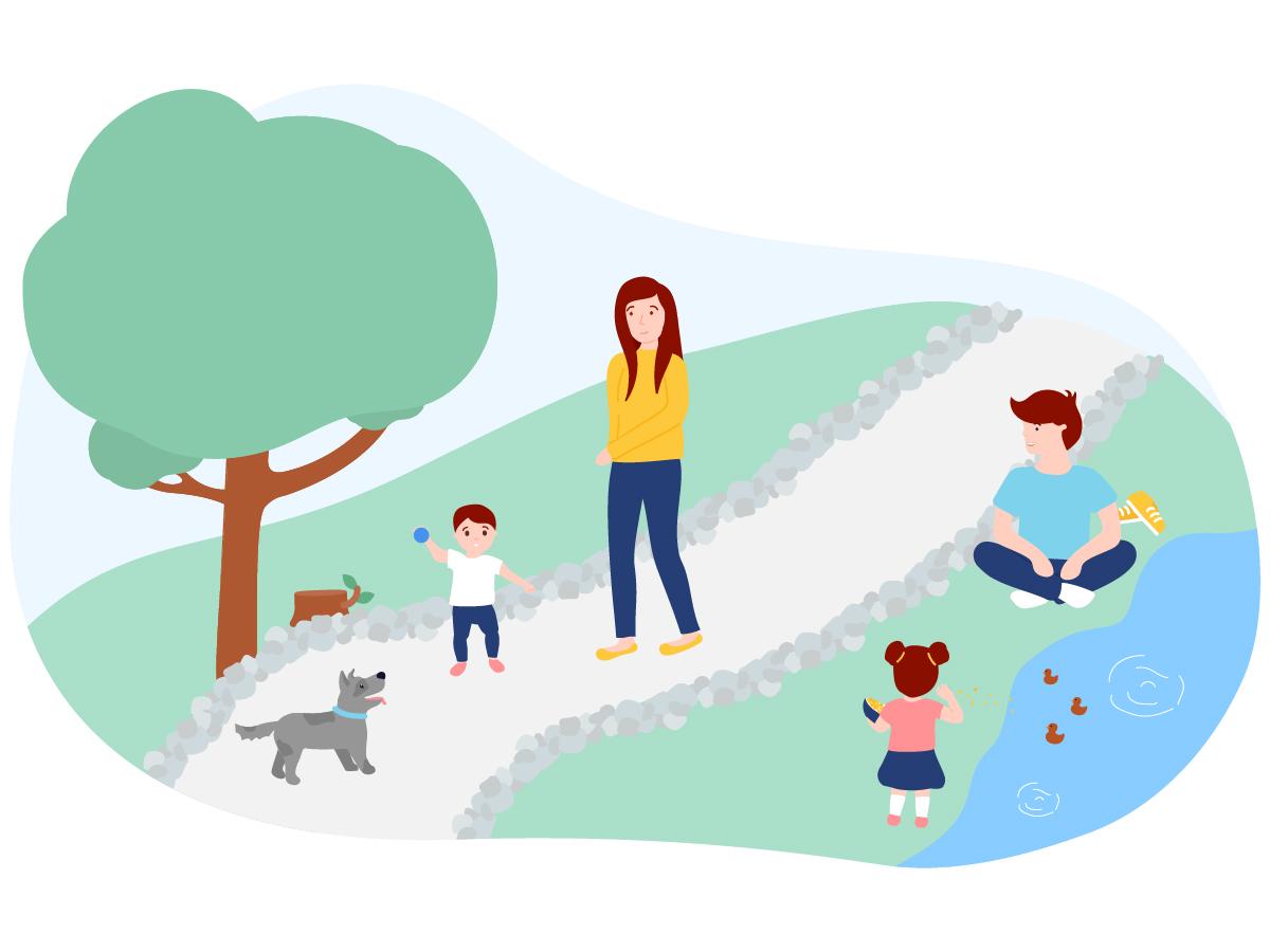 10 Ideas for Socially-Distanced Outdoor Activities