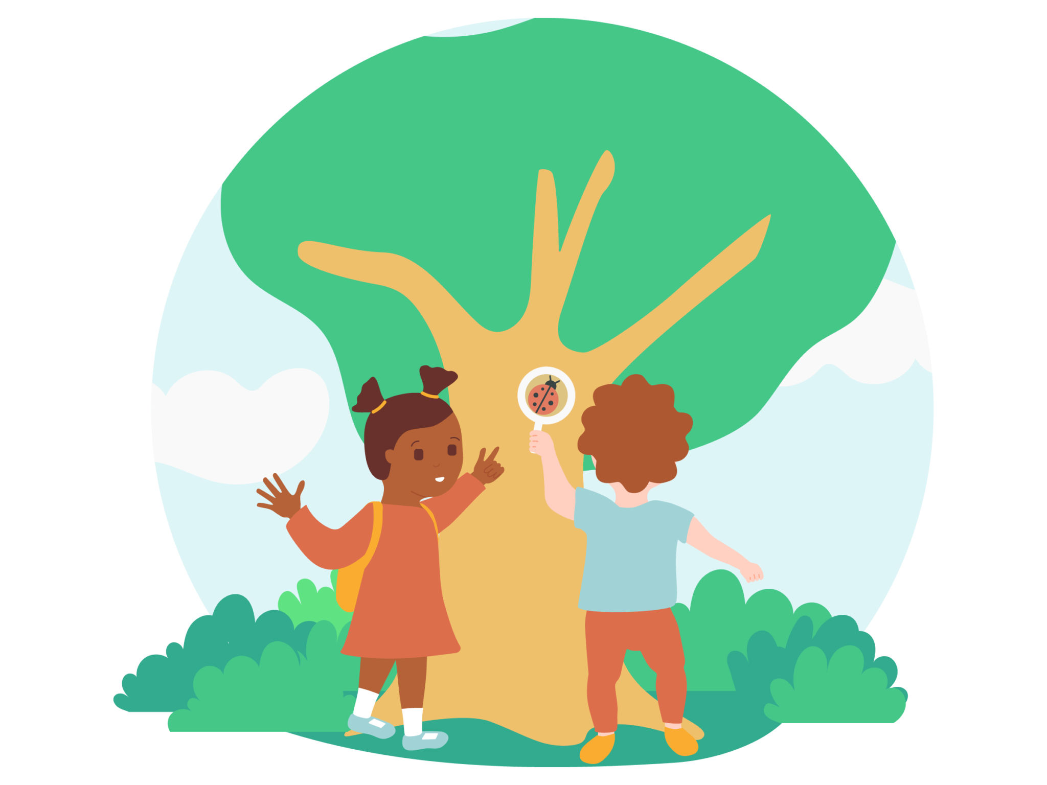The EYFS Outdoors: 38 Outdoor Learning Activities | Famly