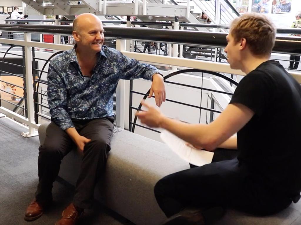 Interview: Secret Life's Paul Howard-Jones