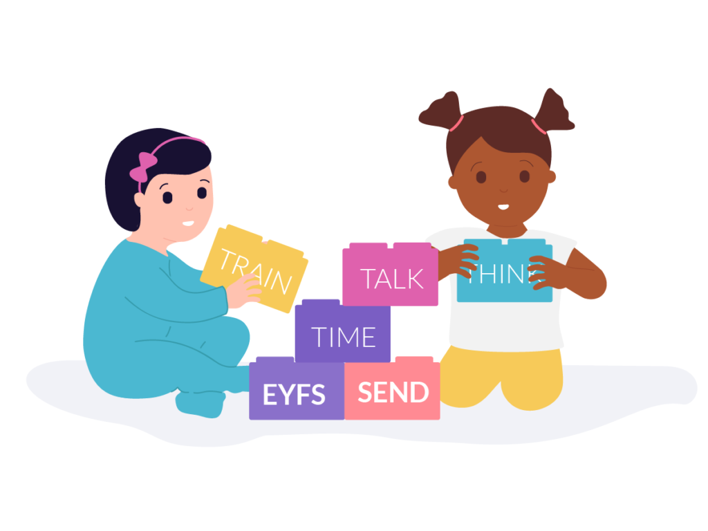 How To Combine The EYFS With The SEND Code of Practice