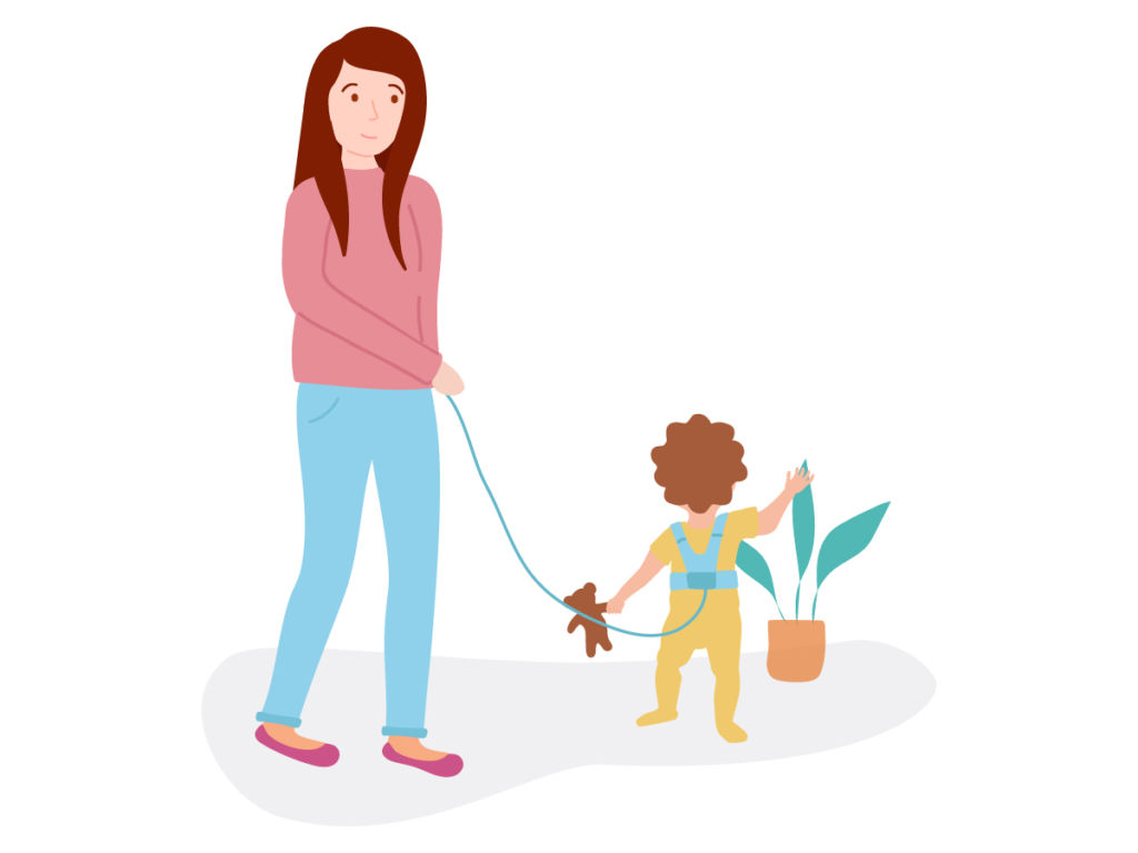 Is it Ever Okay to Use a Child Leash?