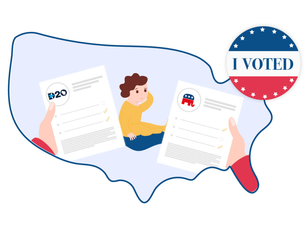 Get the Facts: Child Care And the 2020 US Election