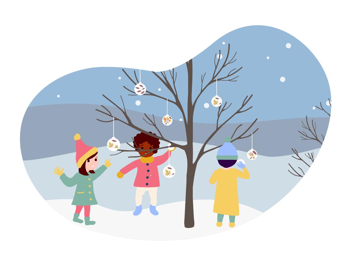 10 Outdoor Winter Activities For Bundled-Up Children