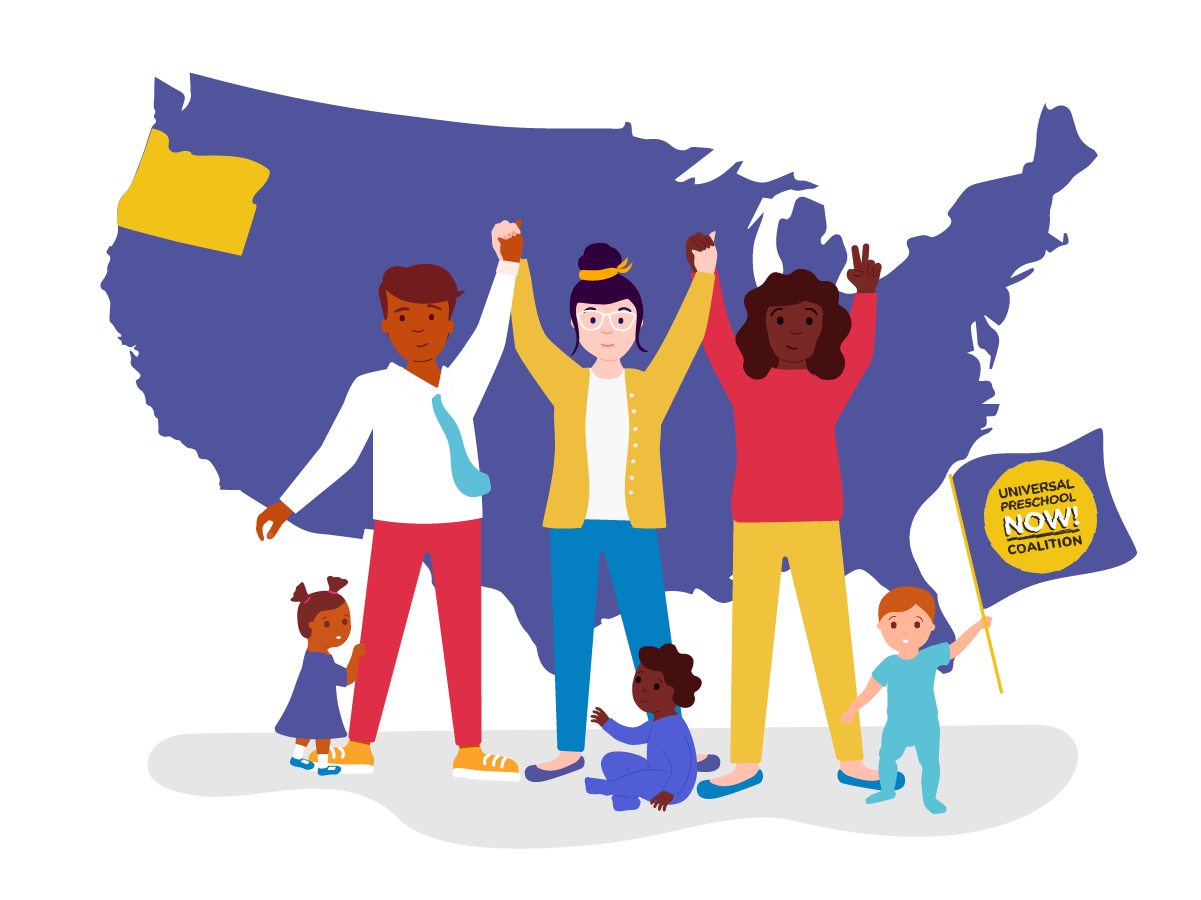 🇺🇸 Oregon Found the Money for Better Child Care. You Can Too.