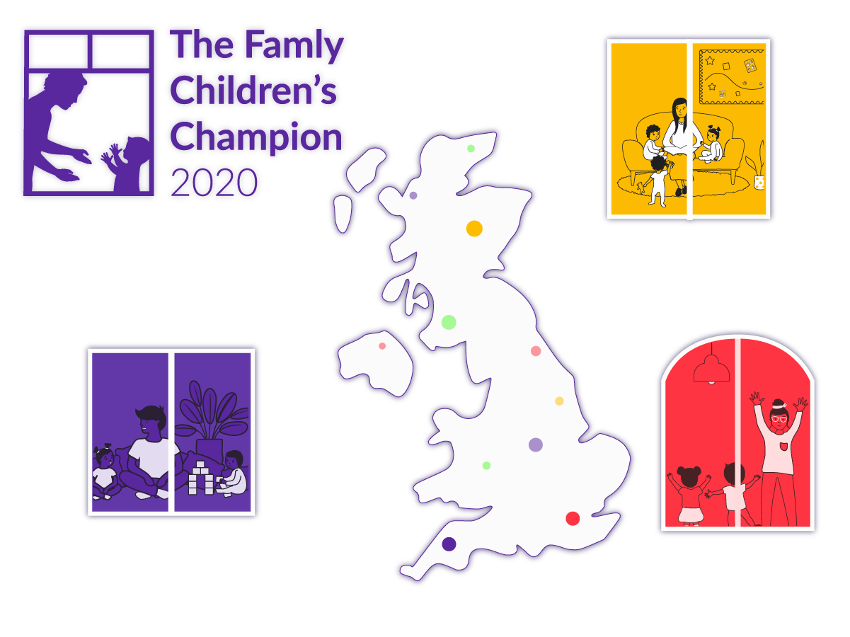 Why we launched the Famly Children's Champion 2020