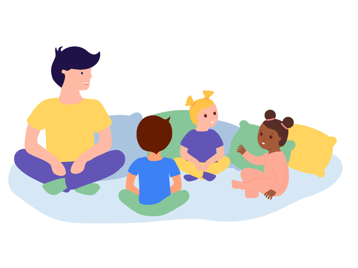 Raising empathetic children takes an hour a week