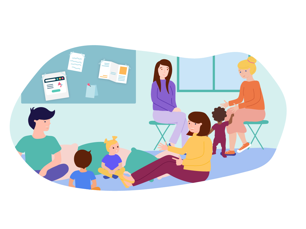 Parent Partnerships - Breaking Down Development Matters