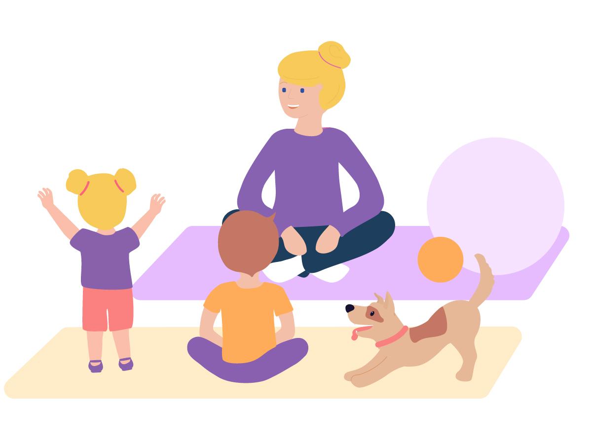 10 ways to Explore Yoga With Children