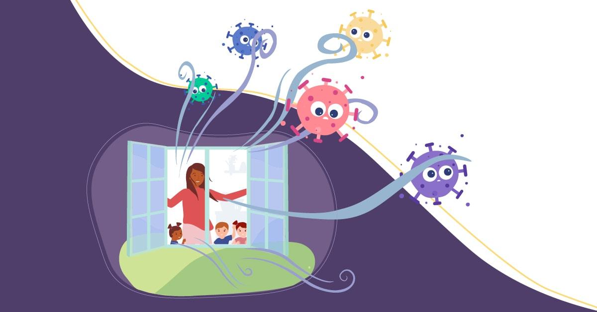 COVID-19 and Child Care: Safer Ventilation Guide