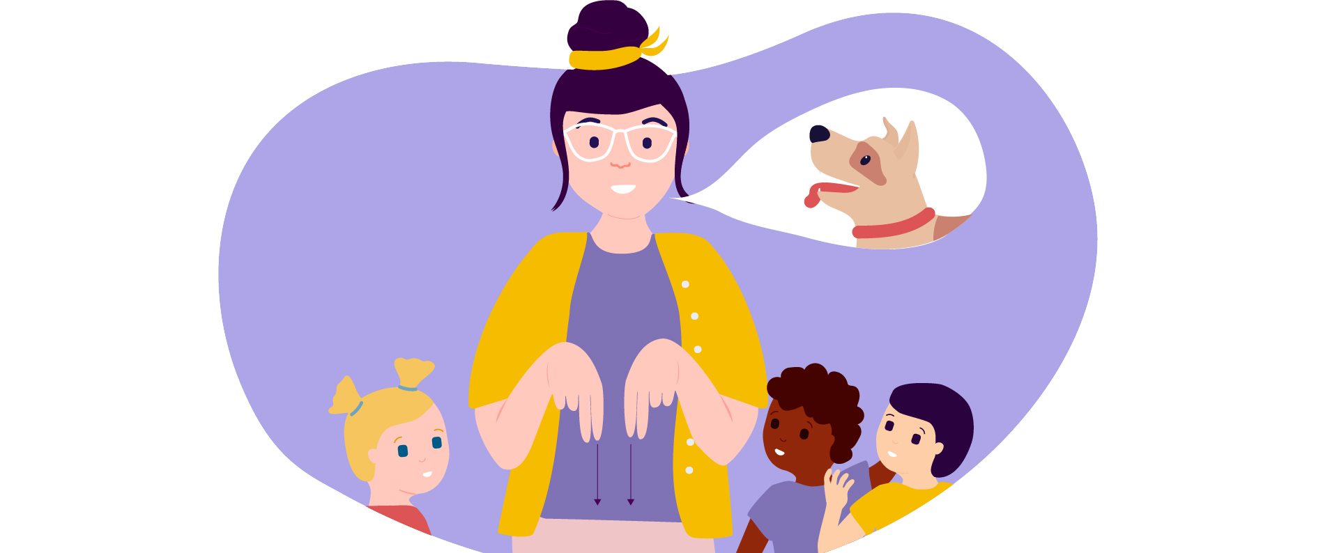 For better Early Years language learning, we need more Makaton