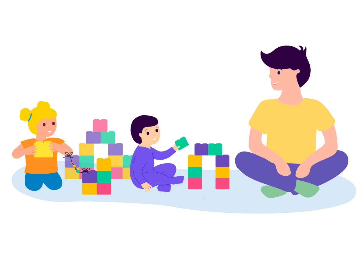Play with a purpose: How do we do guided play with children?