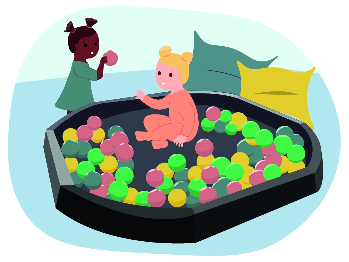 10 ways to use Tuff Trays in the Early Years | Famly