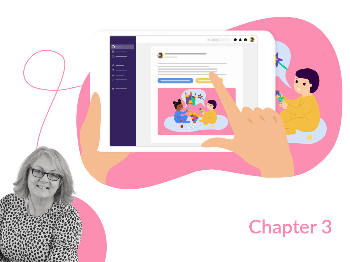 Navigating the new EYFS: Chapter 3 - Alison Featherbe