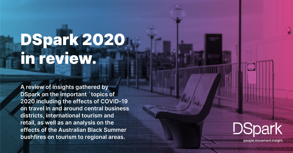 A report looking back on the year 2020