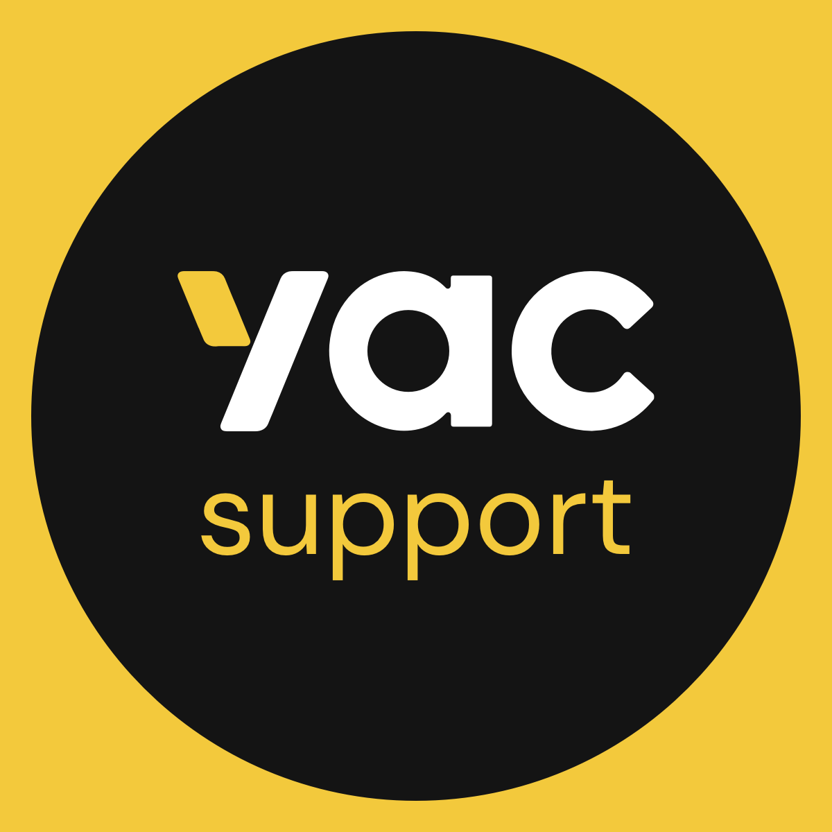 yac support icon
