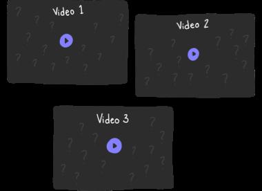 Loom's unknown videos