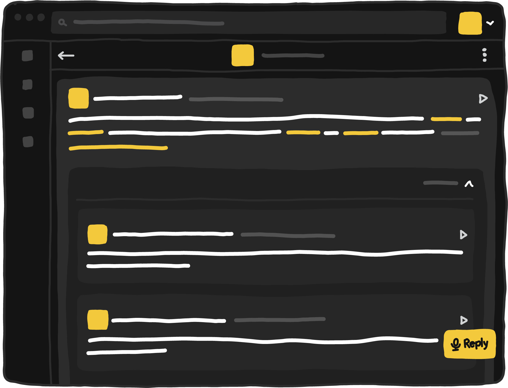yac interface