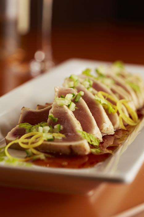 Tuna Platter