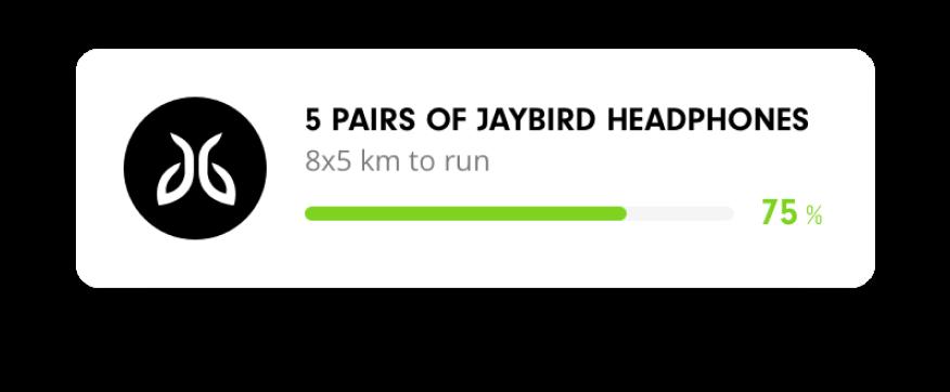 jaybird headphones challenge