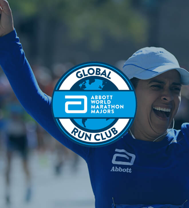 Abbott World Marathon Majors Global Run Club