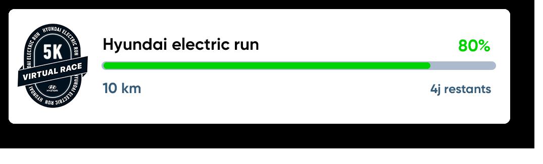 challenge course hyundai electric run