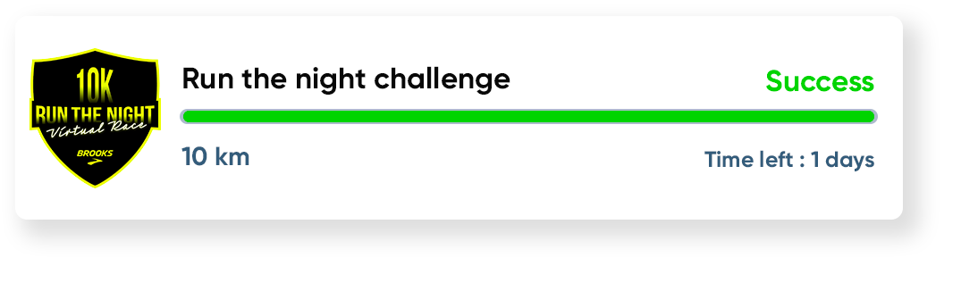 run the night challenge