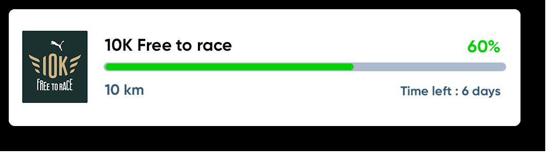 10 k free to race challenge