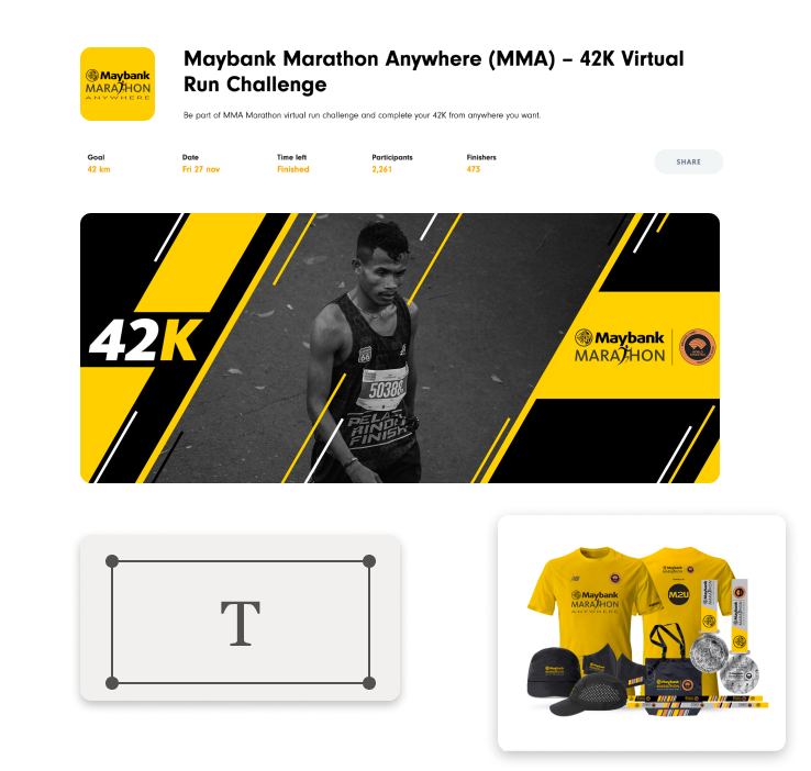 maybank Virtual Race Template