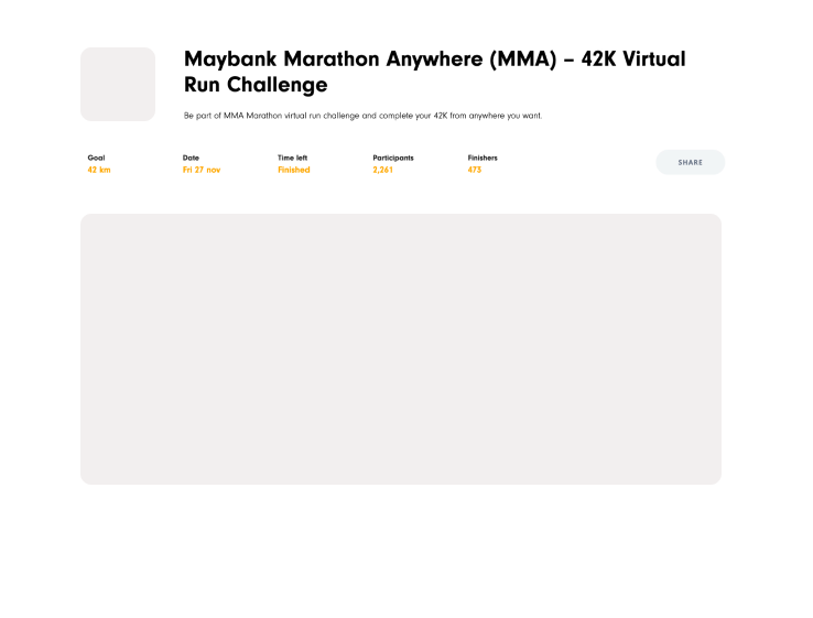 fond du challenge Maybank marathon format desktop