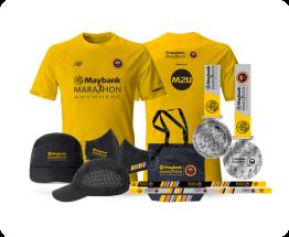 goodies maybank marathon