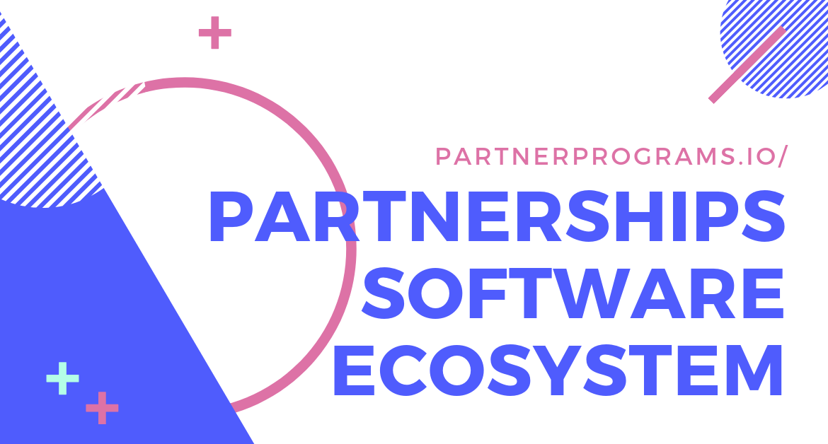 Key Players in The Partnerships Software Ecosystem
