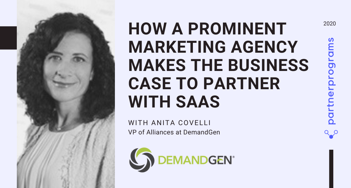 How a Prominent Marketing Agency Makes the Business Case to Partner with SaaS