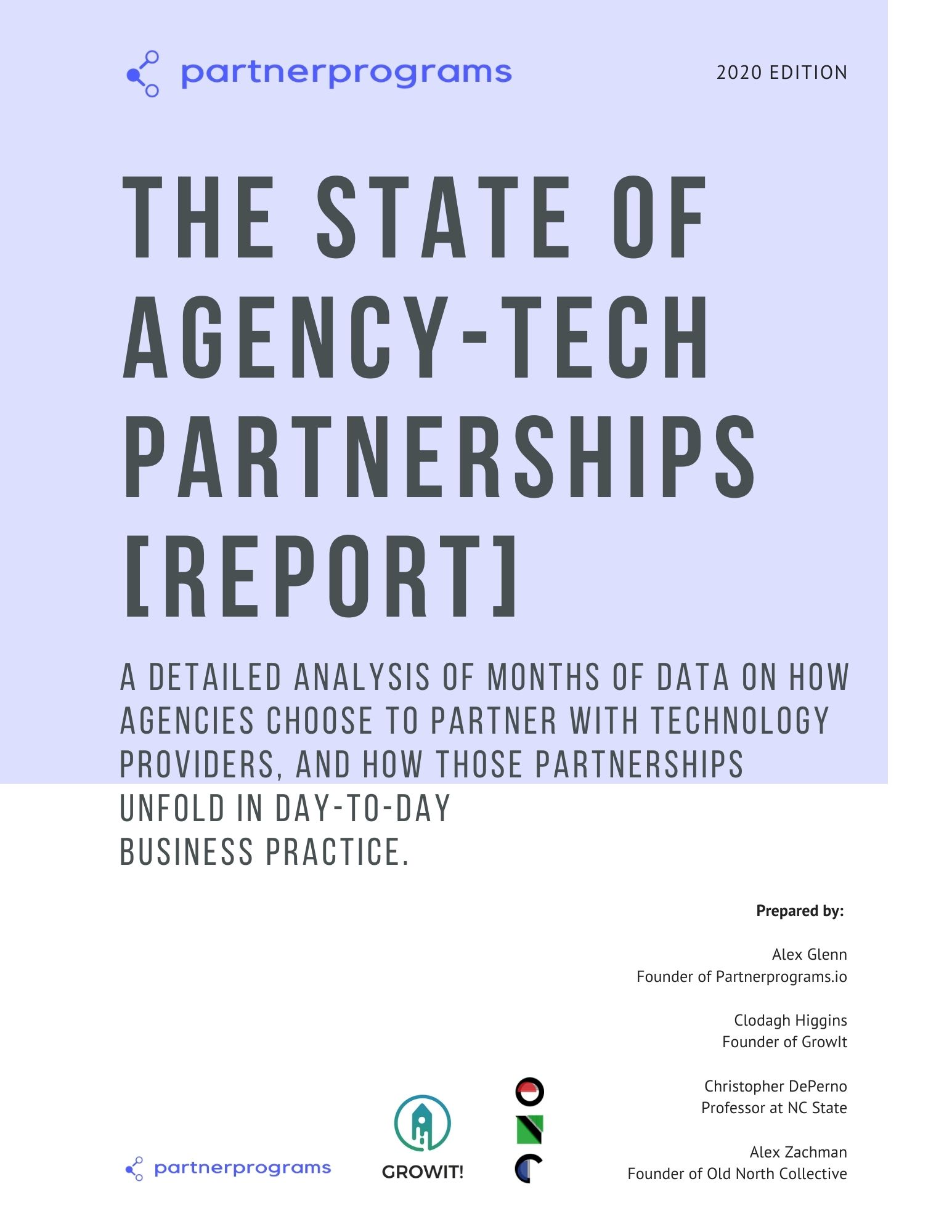 The State of Agency-Tech Partnerships [Report]