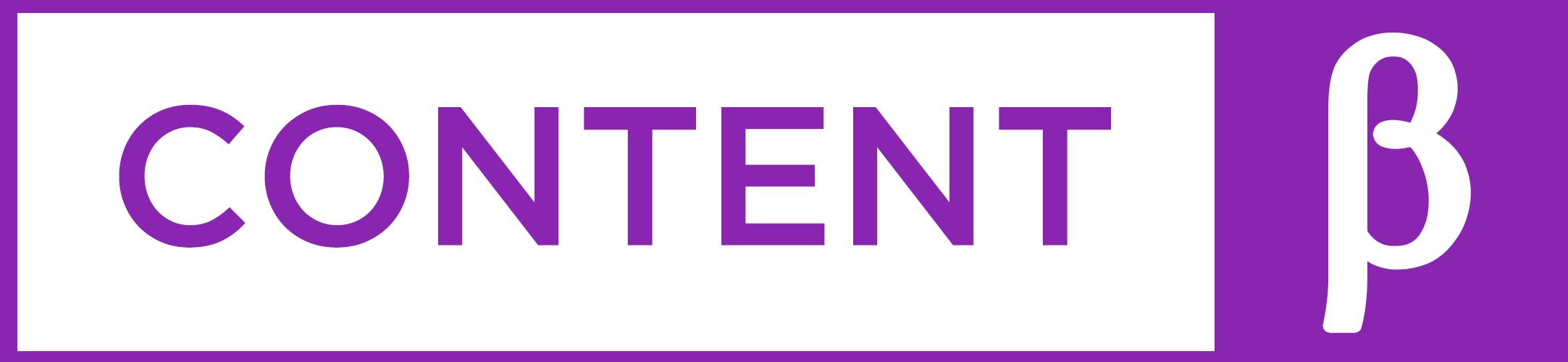 Content beta