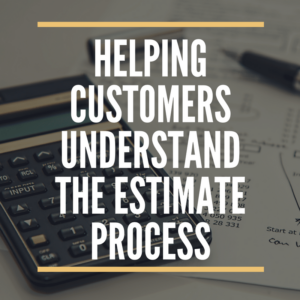 Estimate Process