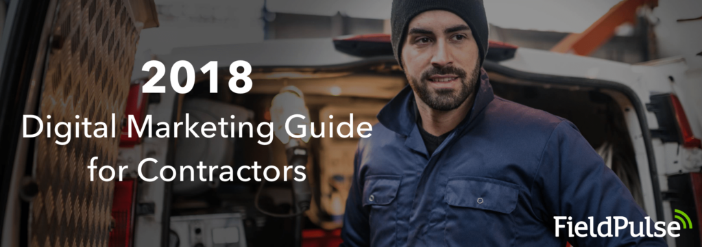 Digital Marketing Guide for Contractors 2019