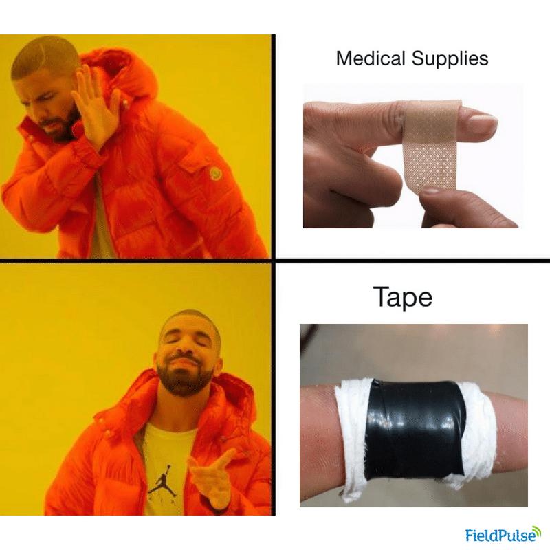 """When """"It'll stop bleeding"""" doesn't work"""